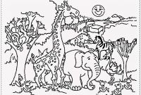 Animal Coloring Pages Pdf - 28 Collection Of Zoo Coloring Pages Free