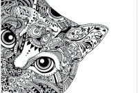 Animal Coloring Pages Pdf - Animal Mandala Coloring Pages Pdf