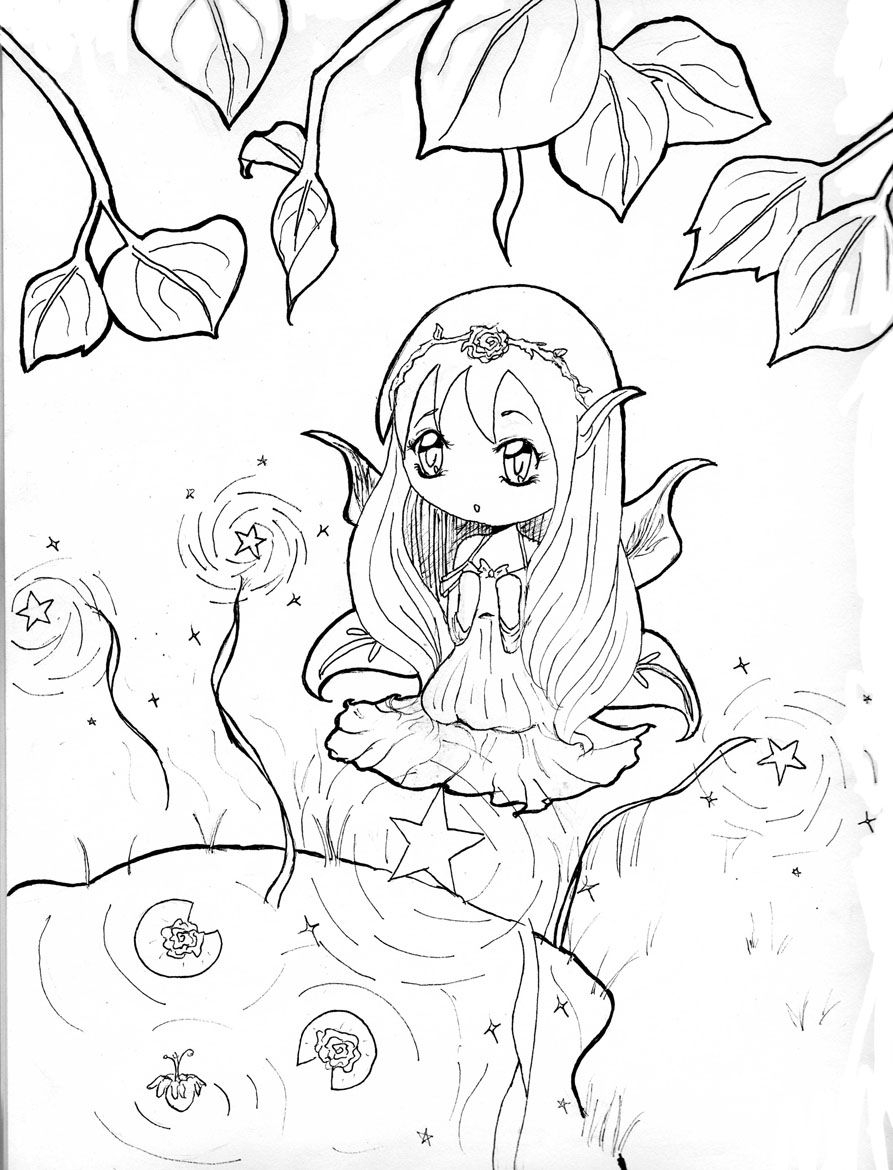 Animation Coloring Pages  Download 15k - To print for your project