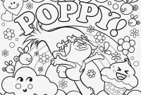 Animation Coloring Pages - Free Free Trolls Coloring Pages