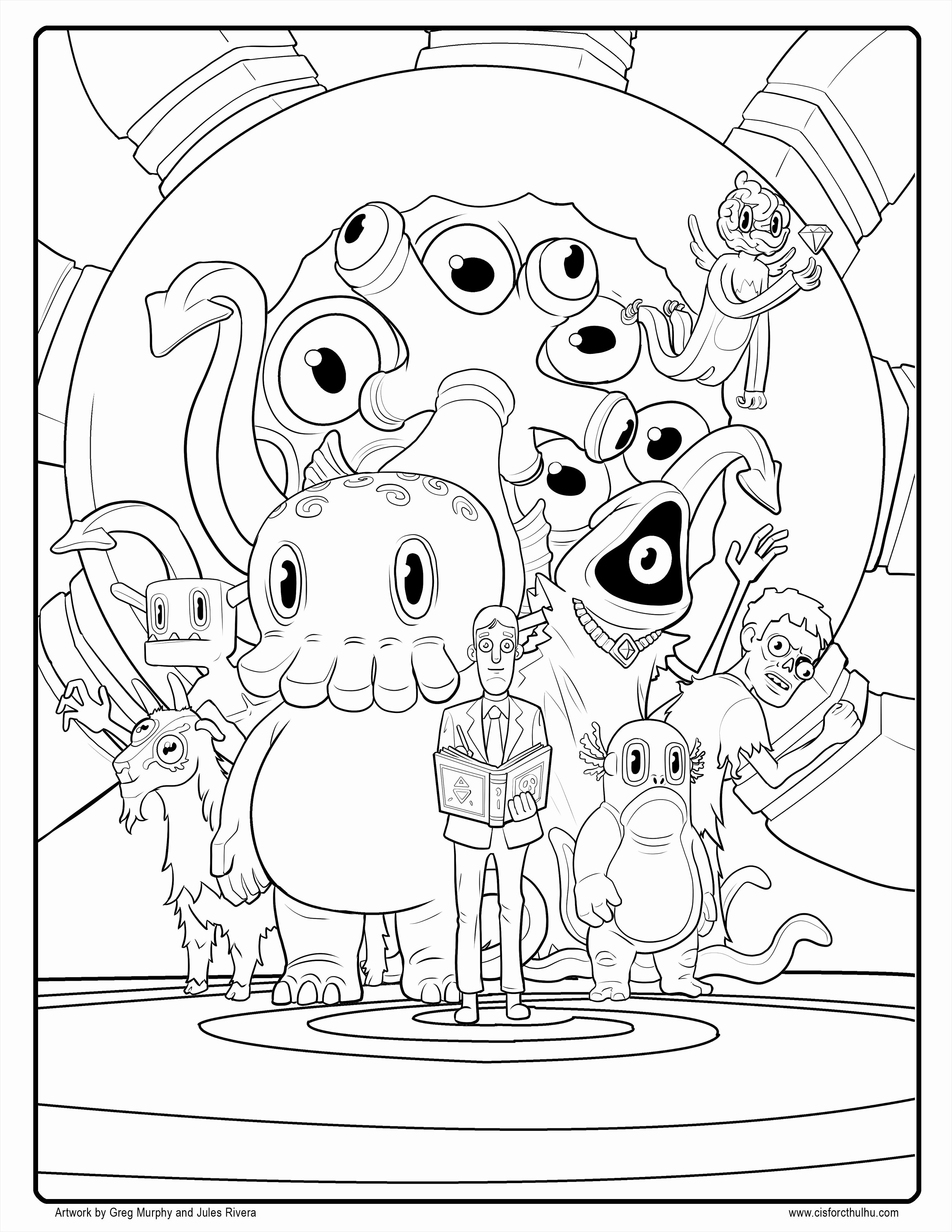 Animation Coloring Pages  Download 8i - Free For kids