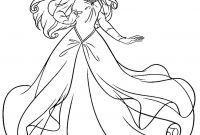 Ariel Coloring Pages Online - Alert Famous Ariel Coloring Page Disney Princess Pages the Little