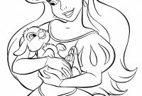 Ariel Coloring Pages Online - Walt Disney Coloring Pages Princess Ariel Walt Disney
