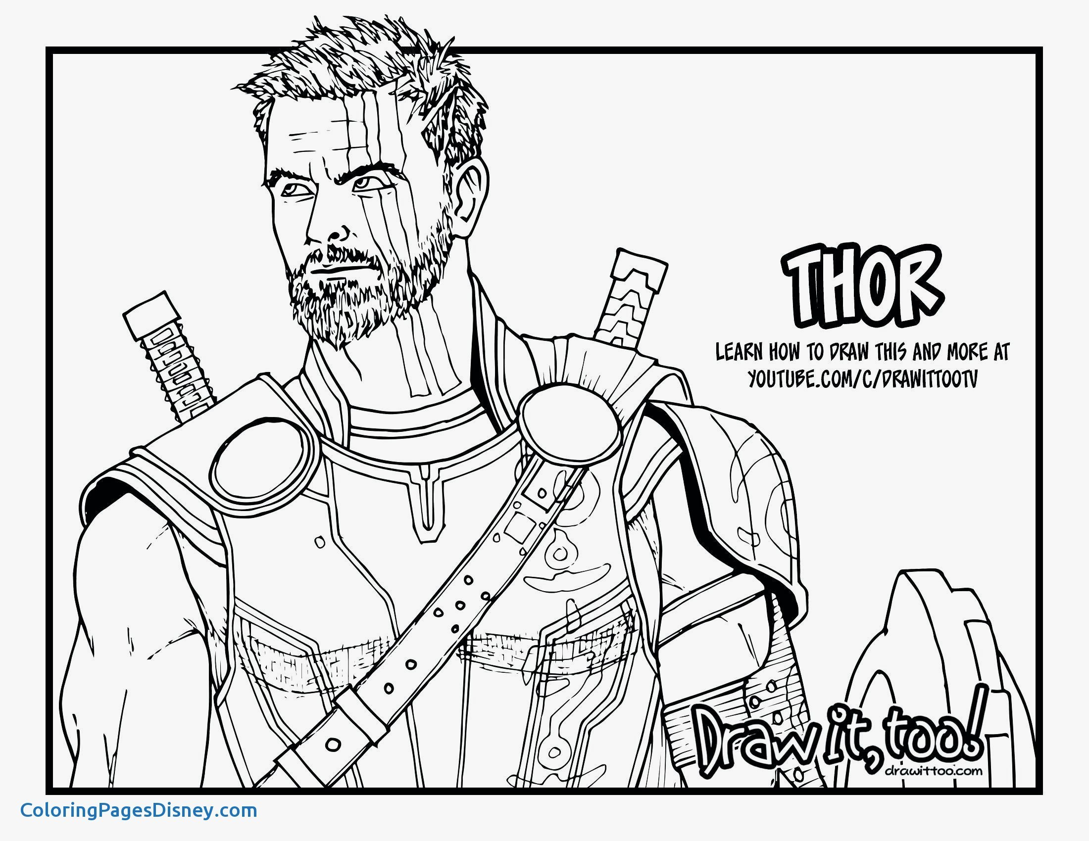 Avengers Coloring Pages  Gallery 5m - Save it to your computer