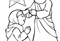 "Awana Cubbies Coloring Pages - the Unloved Women"" John 8 1 11 Coloring Pages"