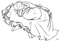 Baby Jesus Coloring Pages - Coloring Pages Baby Jesus Printable Fresh Disciples Od Jesus Christ