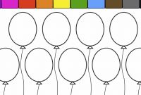 Balloon Coloring Pages Printable - Balloon Coloring Pages Printable