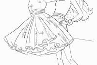 Barbie Coloring Pages Princess Charm School - Barbie Princess Coloring Pages Games