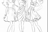 Barbie Coloring Pages Princess Charm School - Beautiful Coloring Pages Barbie Princess Charm School