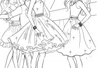 Barbie Coloring Pages Princess Charm School - Free Coloring Pages for Kids Coloring Pages Pinterest