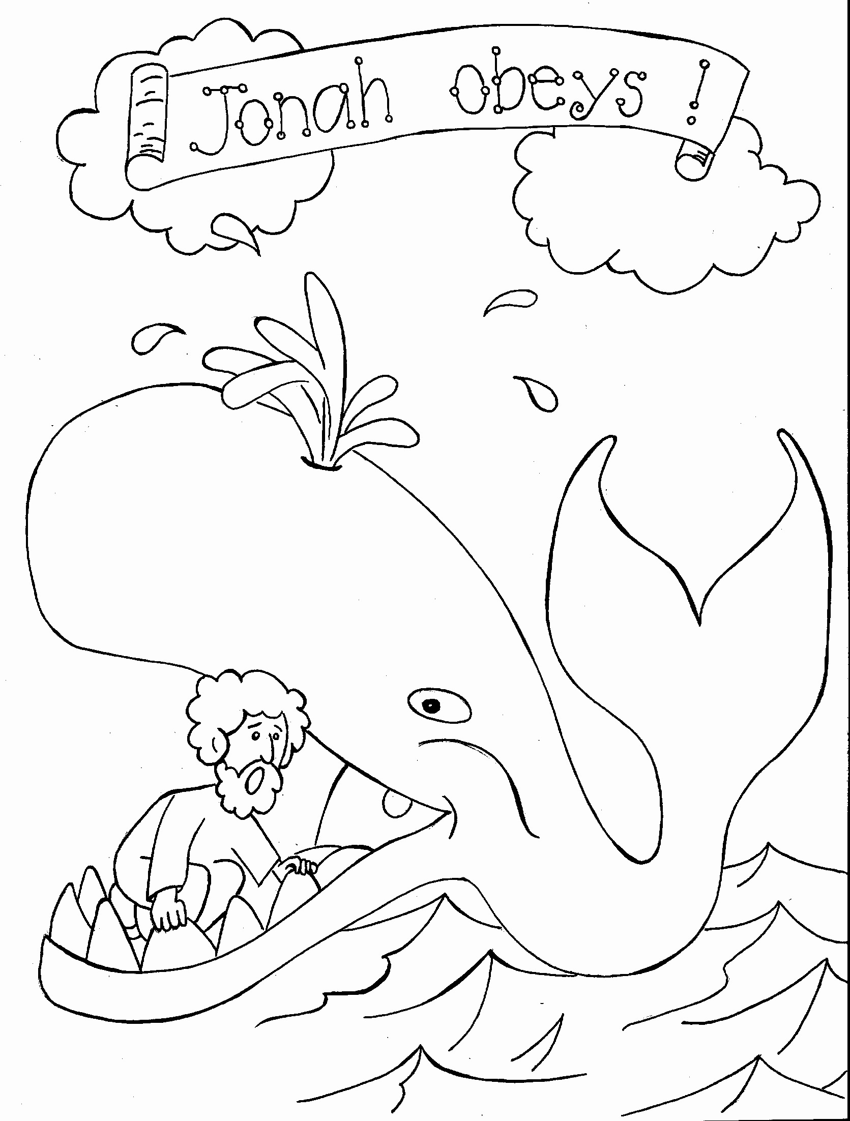 Bible Story Coloring Pages Gospel Light  Printable 8l - To print for your project