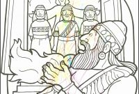 Bible Story Coloring Pages Gospel Light - Nativity Coloring Pages to Print 5