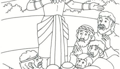 Big Brother Coloring Pages - Pharoh S Dreams Patriarch Joseph Coloring Pages