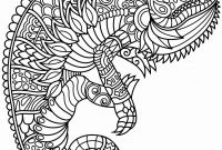 Big Mandala Coloring Pages - Coloriage Anti Stress Mandala Nouveau Coloriage De Fee Mandala
