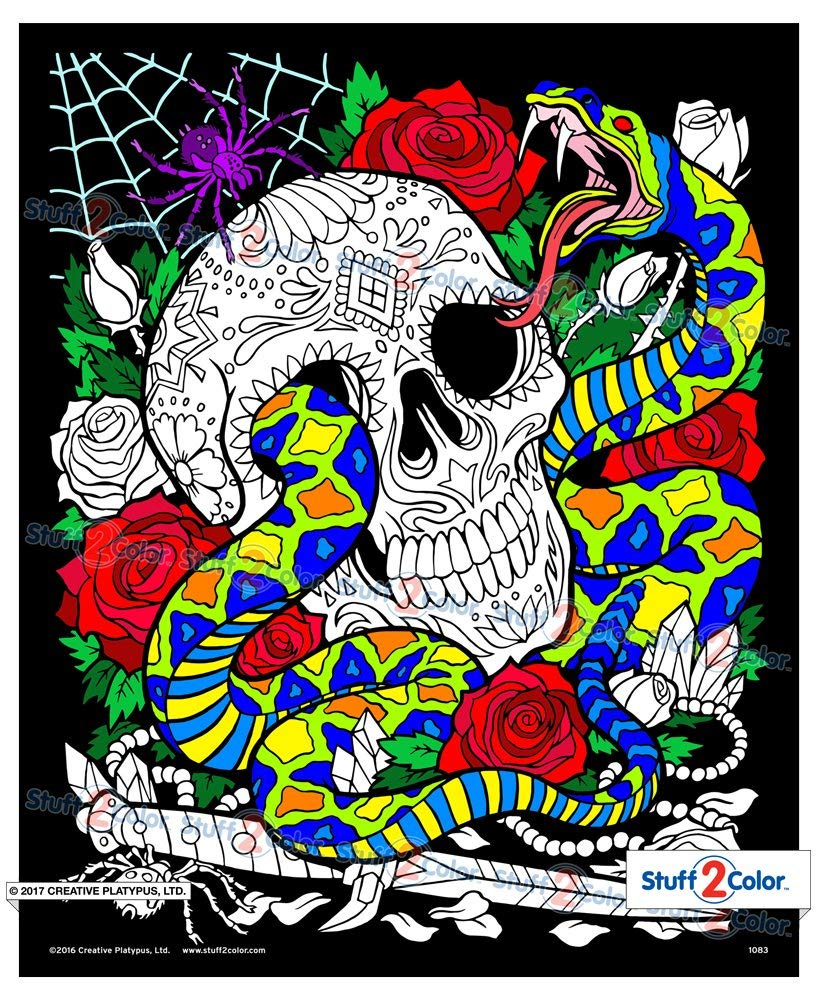 Black Velvet Coloring Pages  Collection 9p - To print for your project