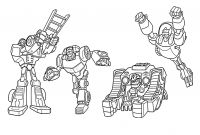 Blaze Coloring Pages - Printable Rescue Bots Coloring Pages Coloring Pages Blaze and the