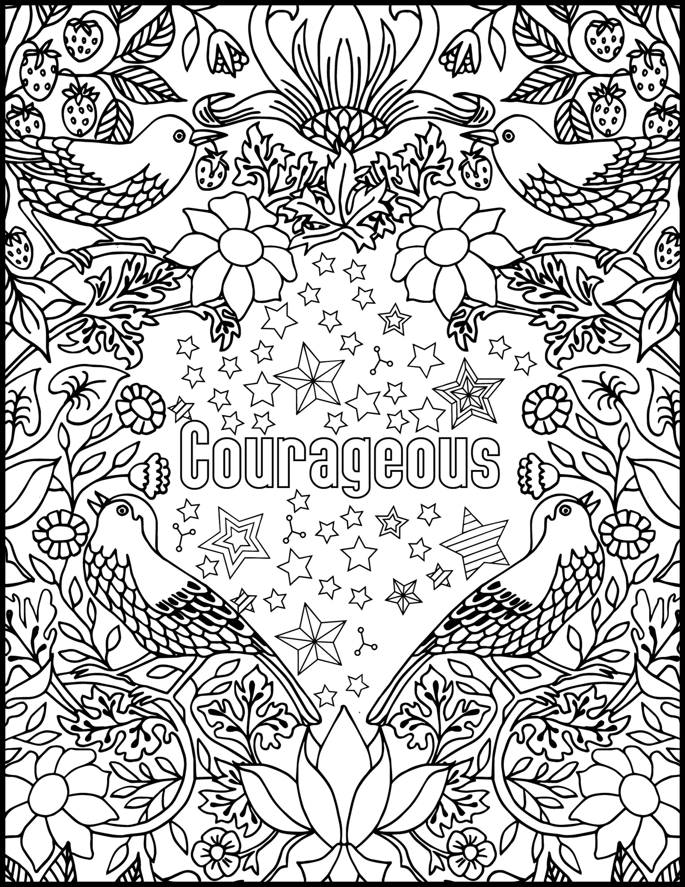 Breast Cancer Coloring Pages  Printable 6k - Free For kids