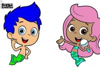 Bubble Guppy Coloring Pages - Hurry Bubble Guppies Coloring Book now New Pages Volamtuoitho