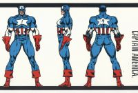 Bucky Barnes Coloring Pages - Captain America S Uniform Marvel Database