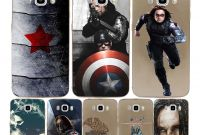 Bucky Barnes Coloring Pages - Lavaza Bucky Barnes Hard Cover Case for Samsung Galaxy J3 J5 J7 2017
