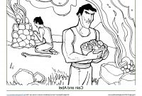 Cain and Abel Coloring Pages - Abel Coloring Page Childrens — Abwnet