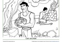 Cain and Abel Coloring Pages - Bible Story Coloring Sheets for Preschoolers Lovely Advice isaac is