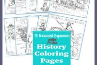 California Gold Rush Coloring Pages - 10 Westward Expansion History Coloring Pages