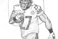 Cam Newton Coloring Pages - Nfl Coloring Pages