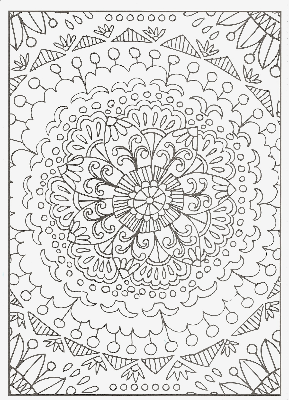 Camo Coloring Pages  Printable 10t - Free For Children