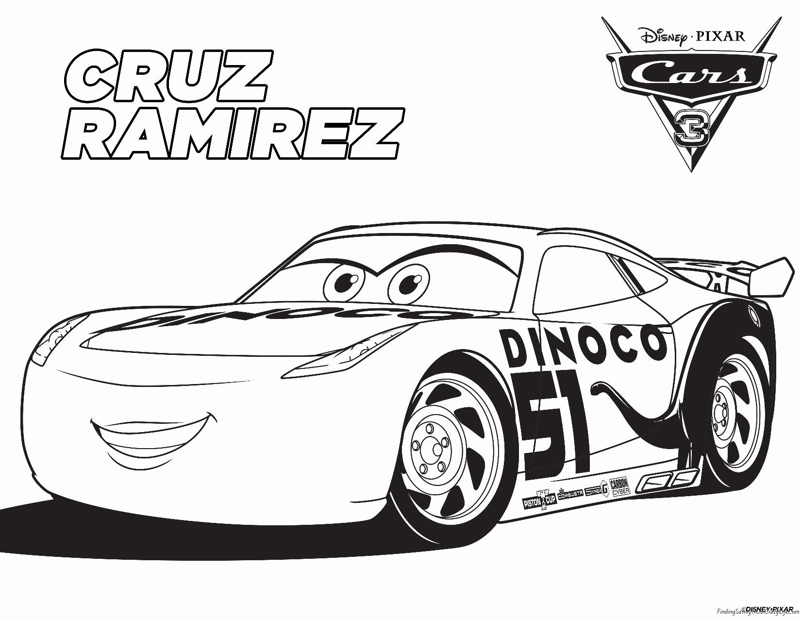 Cars 2 Coloring Pages  Collection 8k - Free For Children