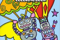 Carson Dellosa Coloring Pages - Amazon Robots Coloring Book Dover Coloring Books