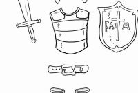 Carson Dellosa Coloring Pages - Armor Of God Coloring Pages