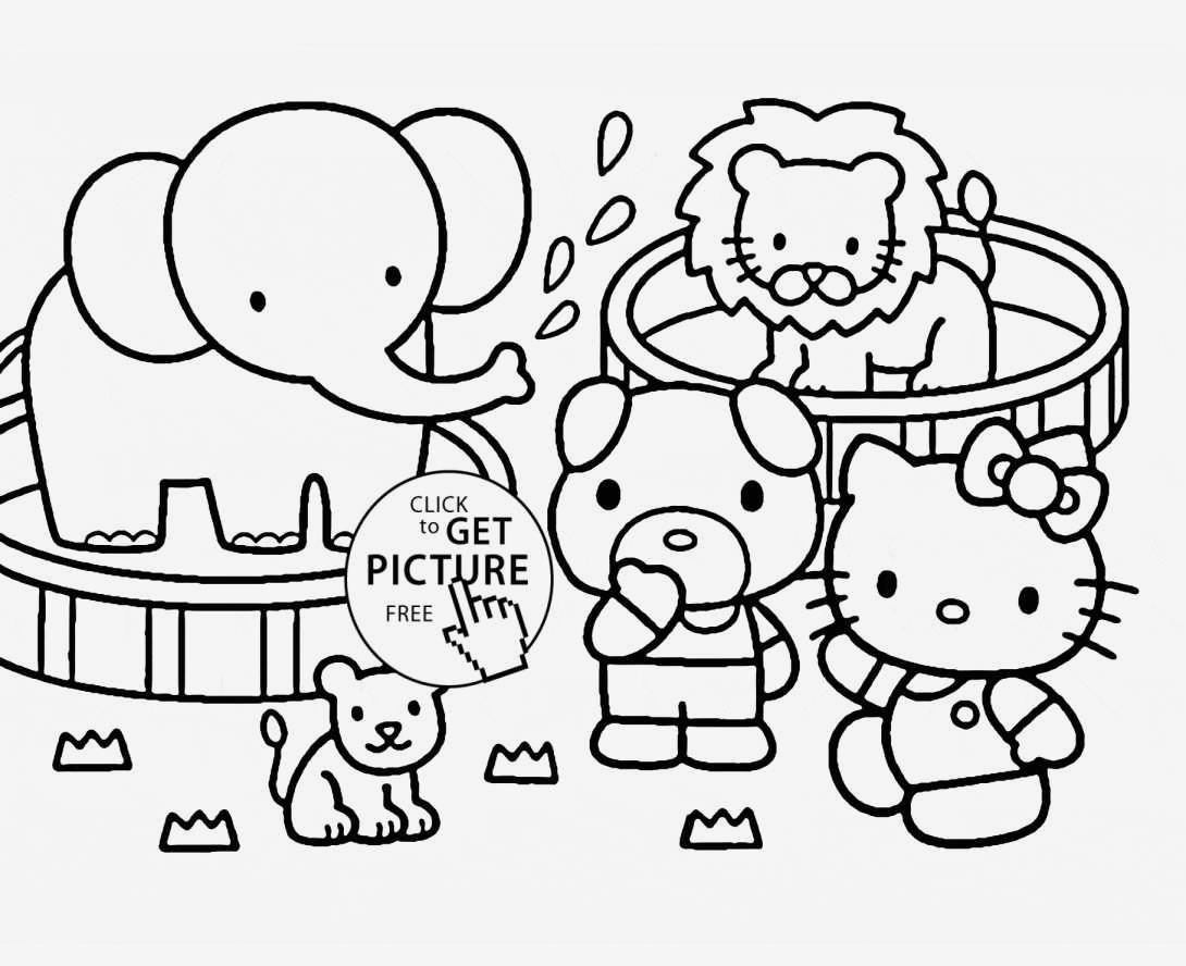 Cartoon Monkey Coloring Pages  Gallery 20c - Free For kids
