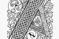 Celtic Coloring Pages - Celtics Coloring Pages Celtic Coloring Pages