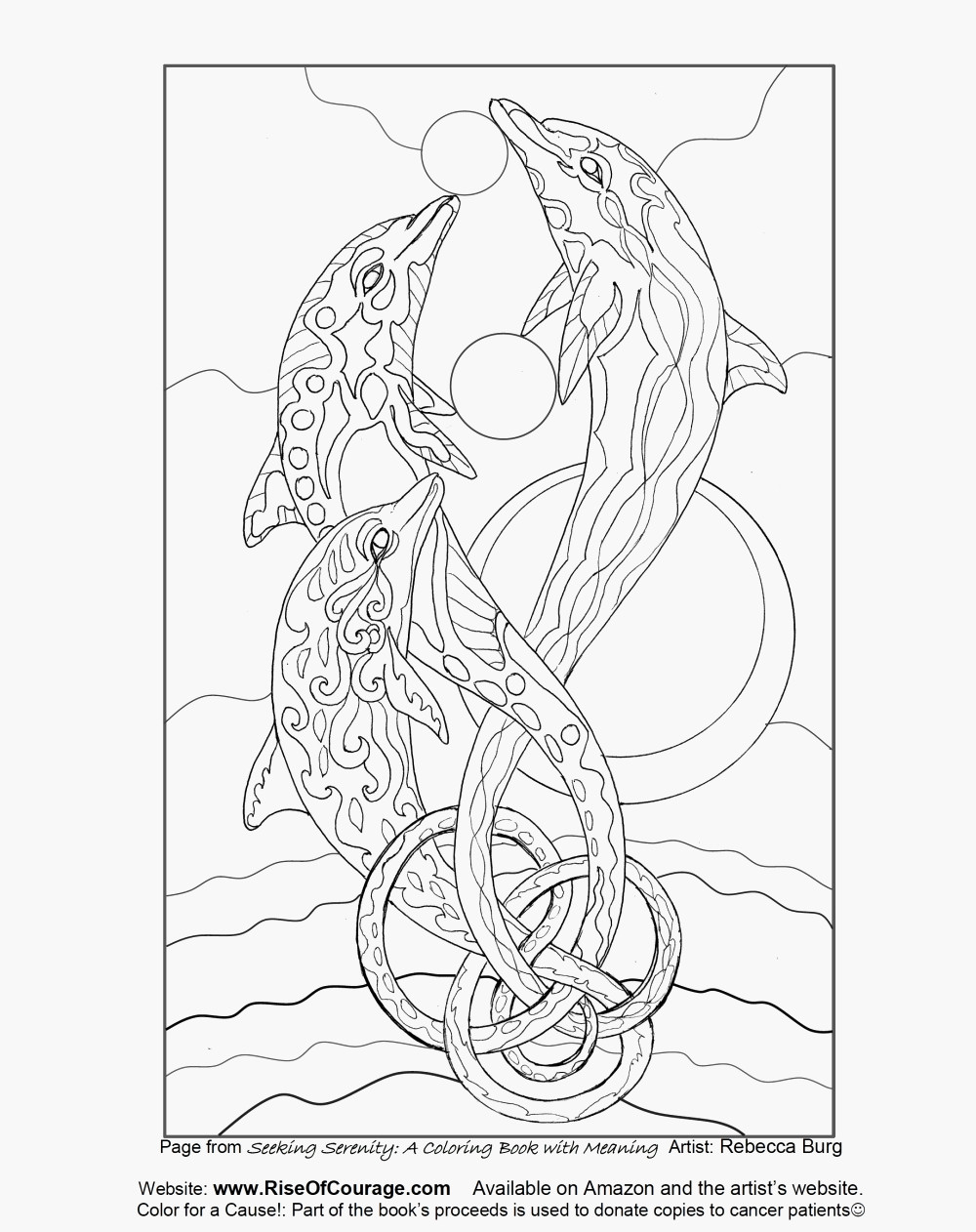 Celtic Coloring Pages Free  to Print 12d - To print for your project