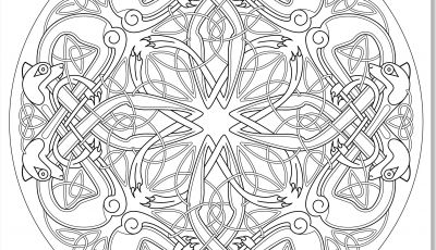 Celtic Coloring Pages Free - Coloring Books for Grown Ups Celtic Mandala Coloring Pages