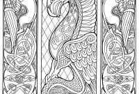 Celtic Coloring Pages Free - Medquit Free Coloring Pages Celtic Animal …