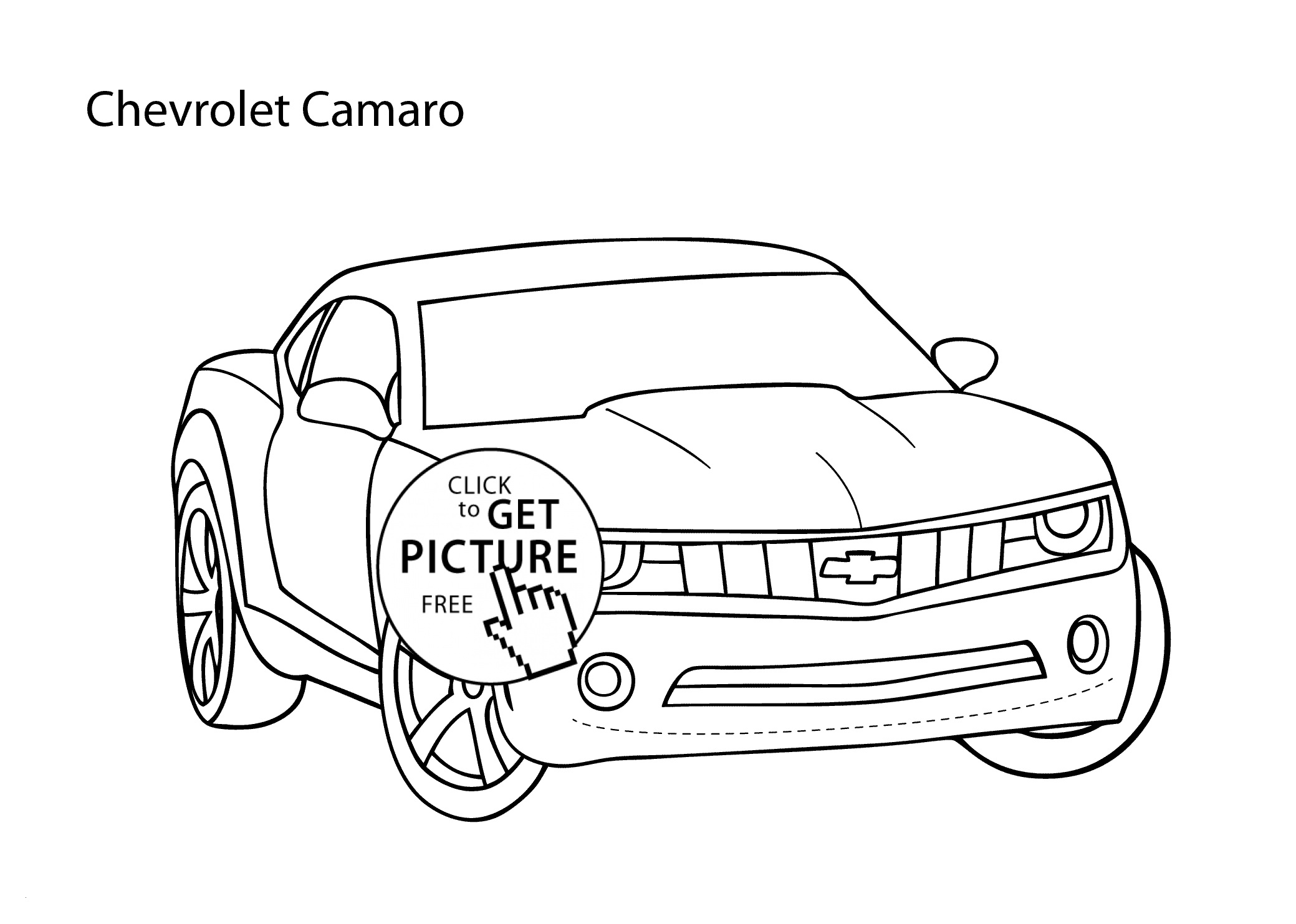 Chevy Coloring Pages  Download 8h - To print for your project