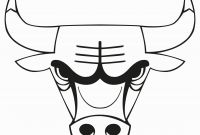 Chicago Bulls Coloring Pages - Chicago Bulls Coloring Pages