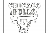Chicago Bulls Coloring Pages - Nba Teams Coloring Pages Coloring Pages Coloring Pages