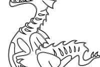 Chinese Dragon Coloring Pages - Free Printable Dragon Coloring Pages for Kids