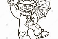 Clown Coloring Pages - Coloring Sheets for Boys Unique Elegant Coloring Pages for Children