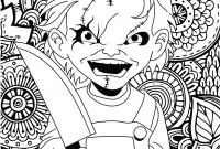 Clown Coloring Pages - Scary Clown Coloring Page Coloring Pages Coloring Pages