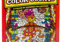 Color Counts Coloring Pages - Amazon Color Counts Carnival toys & Games