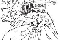 Color Counts Coloring Pages - Count Bonnie Bear Has Lost All Her Colour Printme F Colourmein