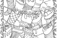 Colored Pencil Coloring Pages - Faber Castell Coloring Pages for Adults