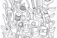 Coloring Pages Camera - Crafts and Coloring Pages