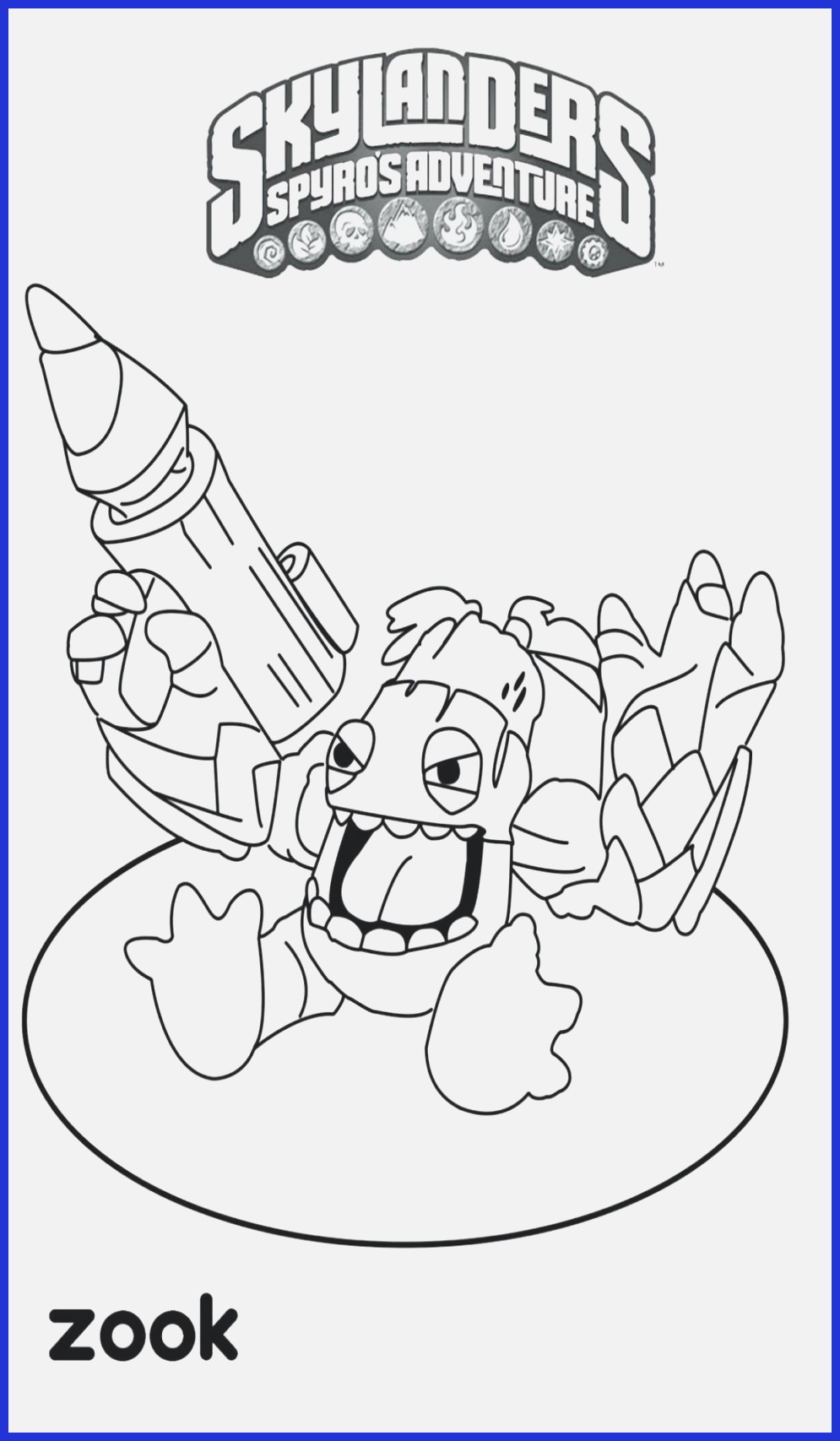 Coloring Pages Crayola  Printable 8m - Free For kids