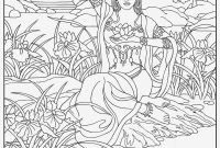 Coloring Pages Daisies - Daisy Girl Scouts Coloring Sheets Free