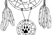 Coloring Pages Dream Catchers - 76 Best Dream Catchers Images On Pinterest